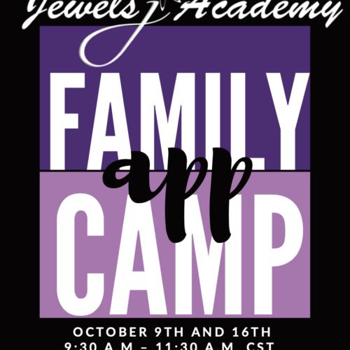 Y.E.S. Family Virtual App Workshop